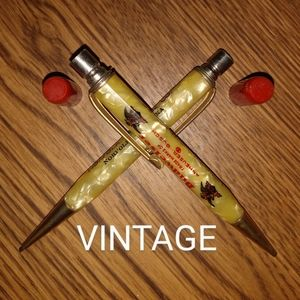 Authentic Vintage Budweiser Mechanical Pencils